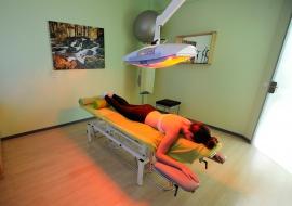 Physikalische-Therapie-Kabine-Waerme